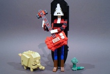 Lego Stuff / by Furry Librarian