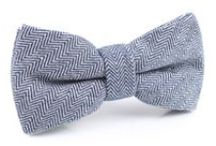 Bow Ties / Linen, Cotton Bow Ties by The Brothers at OTAA