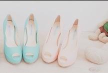 Imaginary Shoe Shelf