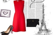 Styling Inspiration / Basically just a collection of all the Polyvore collages I admire