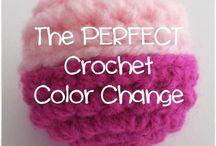Crochet Stitches & Tutorials