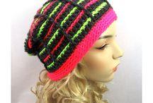 Crochet Hats / Crochet Hat Patterns