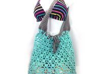 Crochet Bags and Purses / Stuff to carry your stuff