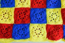 Crochet Blankets and Afghans