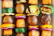 Summer Fun with Veggies! / Here's some great-tasting ways to enjoy your summer!