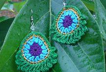 Crochet Jewelry / Crochet Patterns for Jewelry