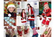 Crochet Christmas / Get festive with crochet!