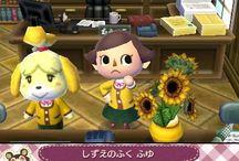 Animal crossing QR / Pour les passionnés d'Animal Crossing New Leaf!  Voici des tonnes de code QR plus fantastiques les un des autres