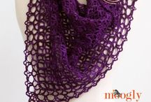 Crochet Shawls and Wraps / Pretty things to keep your shoulders warm