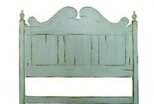 Blue Furniture / Blue furniture inspiration