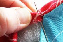Couture et tissu