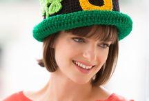 Crochet St. Patrick's Day / Celebrate St. Patrick's Day with these fun crochet patterns.
