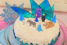 Birthday Parties @ BusyKidz! / People are always asking us who the person behind all the creative cakes and decorations at BusyKidz is.  While some of it is of our own invention, most of the custom themed decor is from some pretty amazing moms, made with love!