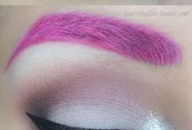 Colored Eyebrows / by Katherine Sisk