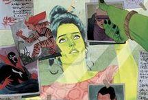 Comics - Favorite art / Favorite comic book art
