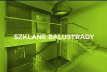 Balustrady / Szklane balustrady to świetne wykończenie domu nadające wnętrzu nowoczesny i przestronny efekt. Hartowane szkło i uchwyty nowej generacji stworzone z myślą o zastosowaniu przy montażu balustrad zapewniają najwyższe bezpieczeństwo.