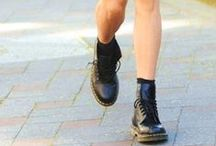 Fashion - Boot Inspiration / Inspiration for styling boots I have