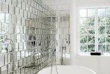 Inspirujące łazienki / Łazienki, które chętnie mielibyśmy w swoich domach, w pracy, na wakacjach i takie, w których chętnie zrobilibyśmy szkło.