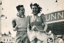 1940s / #1940 #vintage #retro #photo #style #old #oldiesbutgoldies