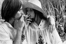 1970s / #1970 #1970s #hippie #photo #woman #fashion #style