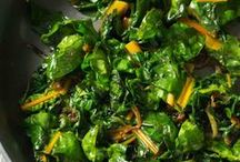 Cooking with Chard / Great ways to enjoy chard!