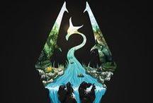 The Elder Scrolls / Skyrim, Morrowind, Oblivion & TESO