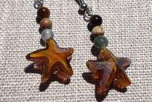 Earrings / Handmade beaded earrings!