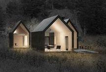 cabin , huts