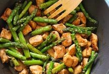 Asparagus is Awesome! / Great ways to enjoy asparagus!