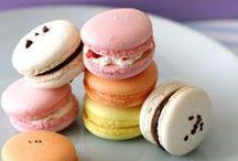 Baking Inspiration - Macarons & Meringues
