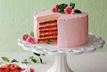 Baking Inspiration - Cakes & Pies