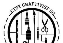 Etsy Craftivist SG / Creations and ideas of a group of talented local crafters from Singapore.