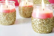 Candles / My passion for candles in photos