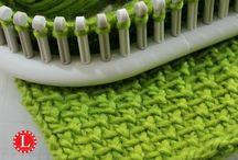 Loom Knitting / Loom Knitting Patterns