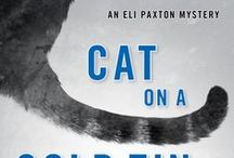 Eli Paxton Mysteries / Celebrating the Eli Paxron series by Mike Resnick: DOG IN THE MANGER, THE TROJAN COLT, and CAT ON A COLD TIN ROOF