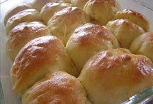 Recipes - Breads & Pasta