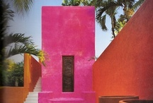 Walls, floors, fabrics, details  / by Lama H