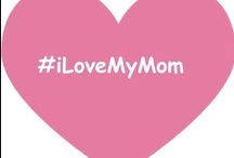 #iLoveMyMom / We celebrate special moms this Mothers Day! 
