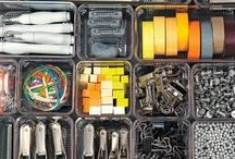 Organize / by Hillens Berg