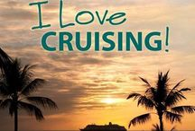 All Aboard! / For All Cruise Fanatics!!! / by Janette Diaz