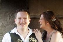 Our Special Day / This is my Wife and I on our Wedding day. We had a Farm Wedding on my Parents' farm near Pretoria in South Africa / by Daryl du Preez