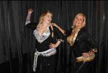 Goddess Belly dance costumes / Belly dance outfits for curvy figures