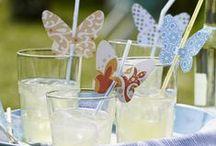 SOMMER PARTY DEKO / Nehmen Sie Inspiration von unserer Sommer Party Deko Ideen!