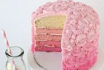 Rosa Party Ideen / Inspiration und Ideen für eine rosa Party!