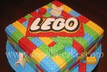 LEGO PARTY / Ideen für eine LEGO Party.