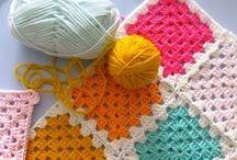 Knit, Crochet, Yarn / All things knitting, crochet & yarn crafts.