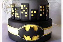 BATMAN PARTY / Inspiration und Ideen für eine Batman Party