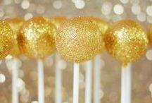 Goldene Party Ideen