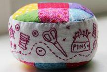 Pincushions & Biscornu / Handmade pincushion love and inspiration.