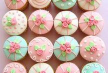 Pastell Party Ideen / Ideen für Party Dekorationen in schönen Pastellfarben.